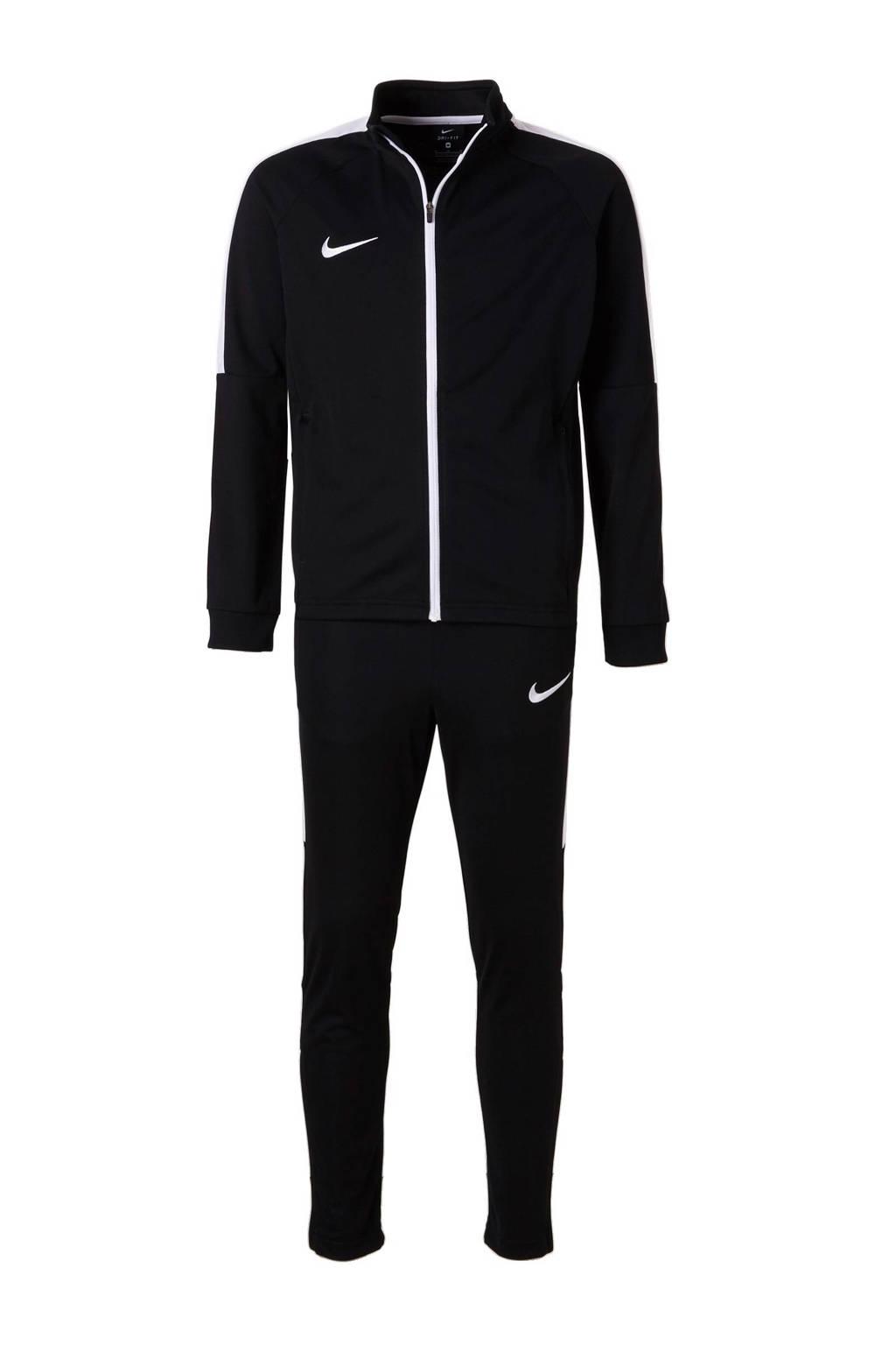 Nike   trainingspak, Zwart/wit