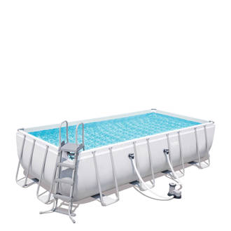 Power Steel zwembad (549x274x122)