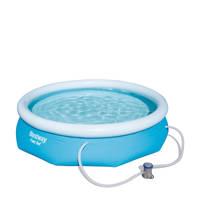 Bestway Fast Set zwembad (Ø 305x76 cm) met filterpomp, Ø305