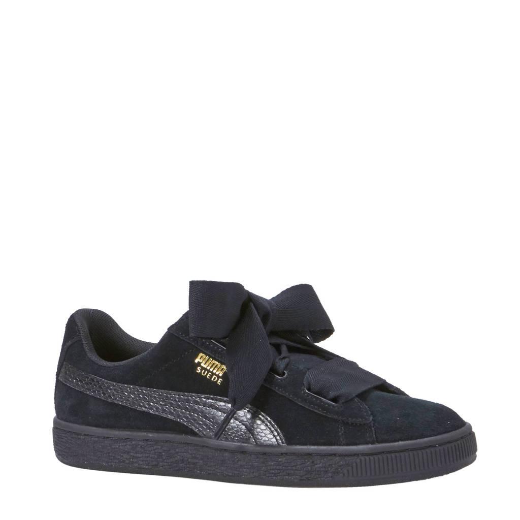 huge discount 11a42 d32d5 Puma Suede Heart SNK PS sneakers | wehkamp