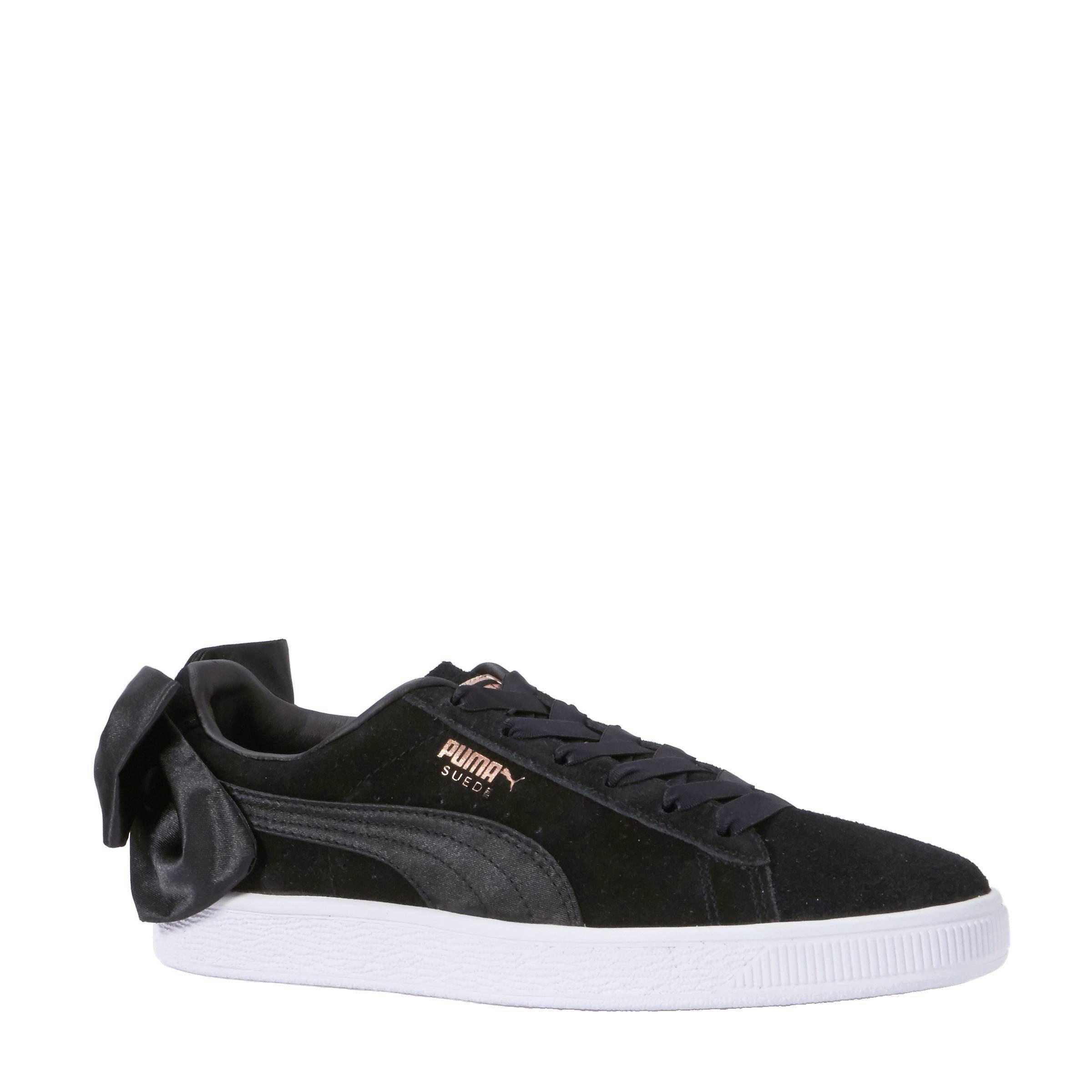 Puma Suède Bow sneakers (dames)