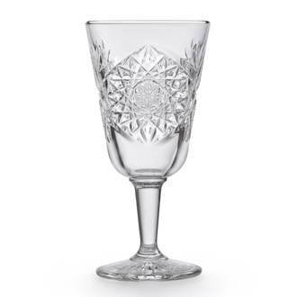 Hobstar wijnglas (Ø8,9 cm)