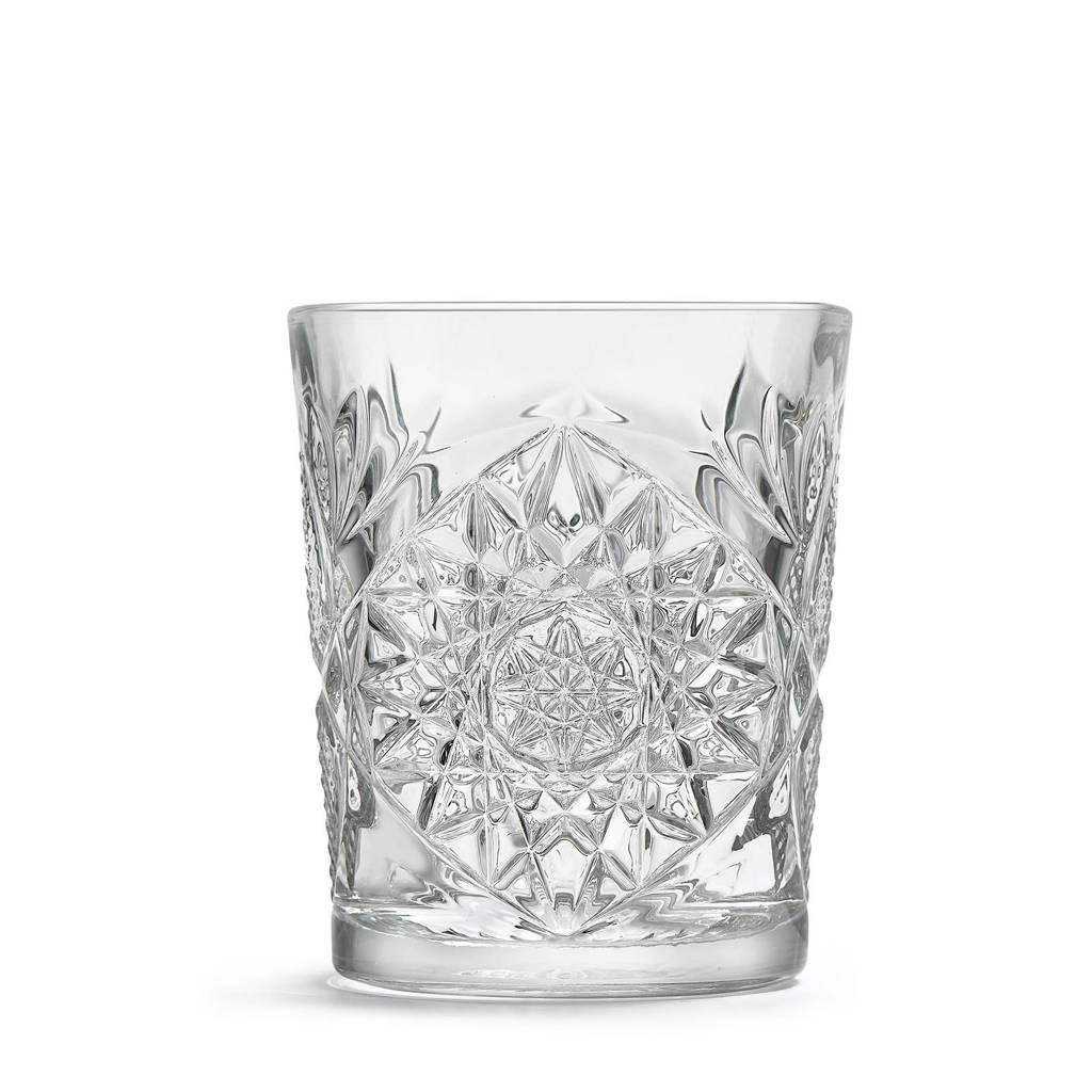 Libbey waterglas Hobstar (Ø8,9 cm), Transparant