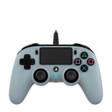 PlayStation 4 official wired compact controller grijs