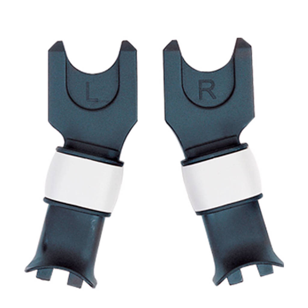 Bugaboo Cameleon³ adapterset voor Maxi-Cosi en Cybex, Zwart