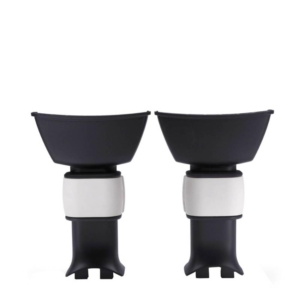 Bugaboo adapterset voor Britax Römer babyautostoeltje, Zwart