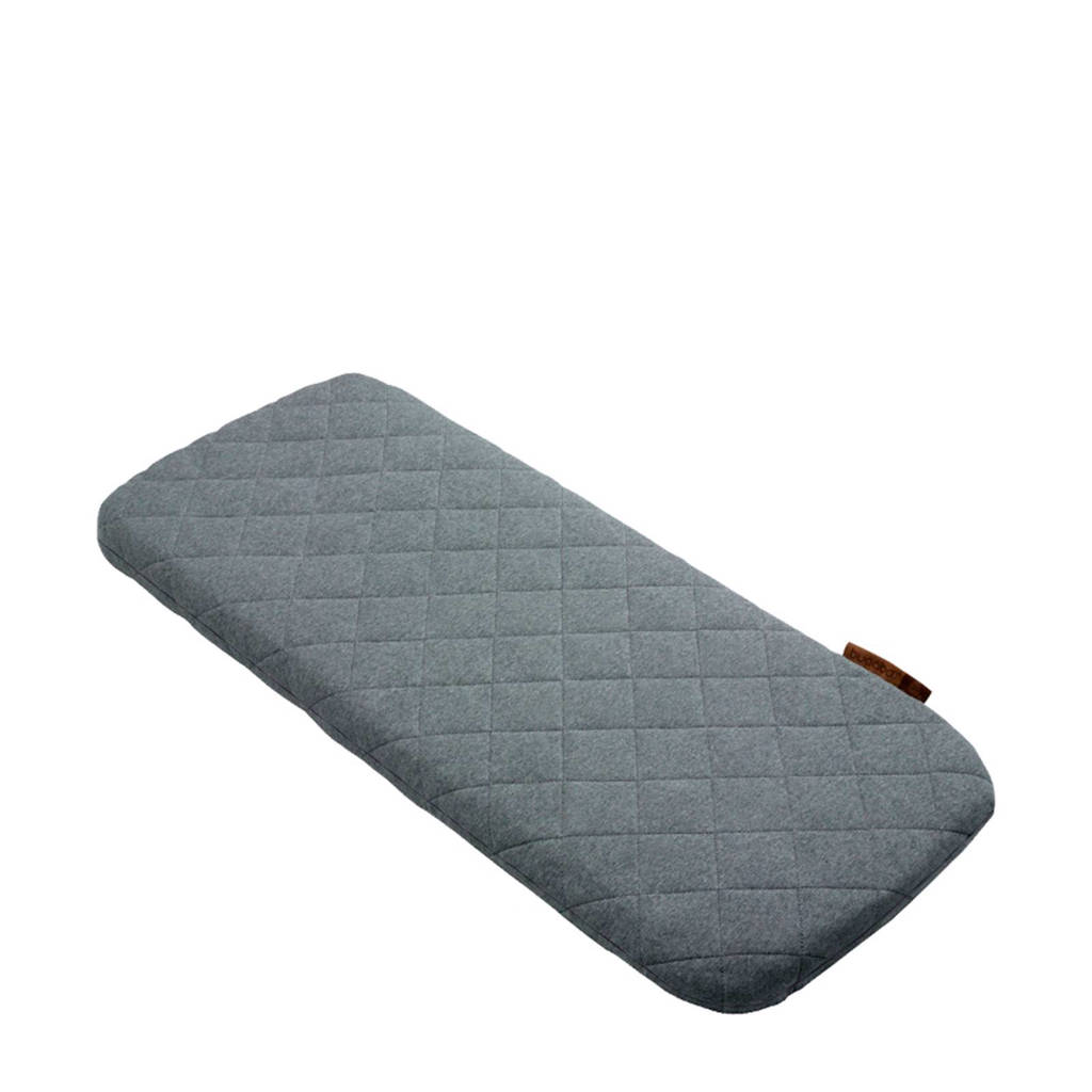 Bugaboo Wool matrashoes, Gemêleerd grijs