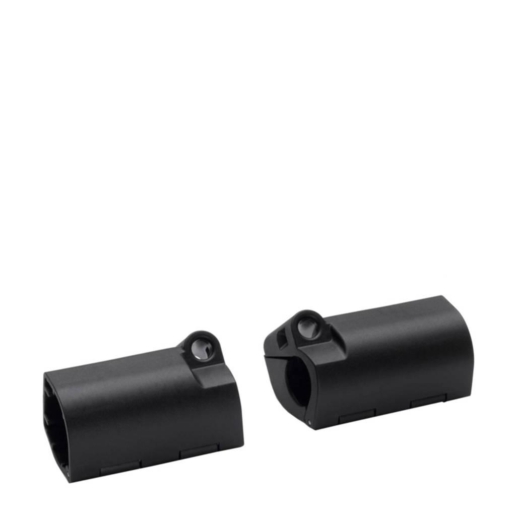 Bugaboo Cameleon³ adapter voor comfort meerijdplankje, Zwart