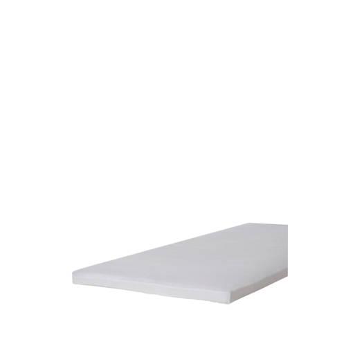 Hoeslaken BH Molton MultiFit top 180x200-220 Wit