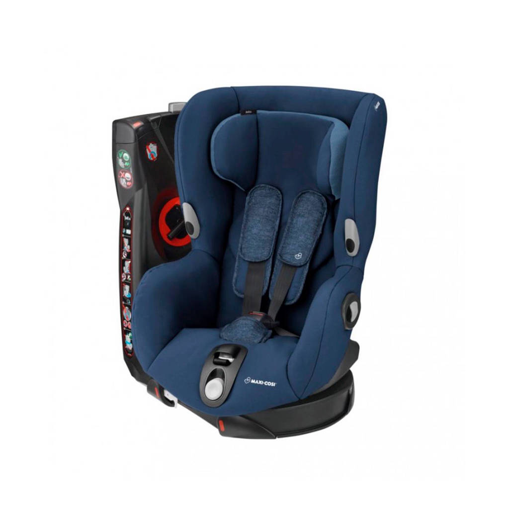 Maxi-Cosi Axiss autostoel groep 1 nomad blue, Nomad blue