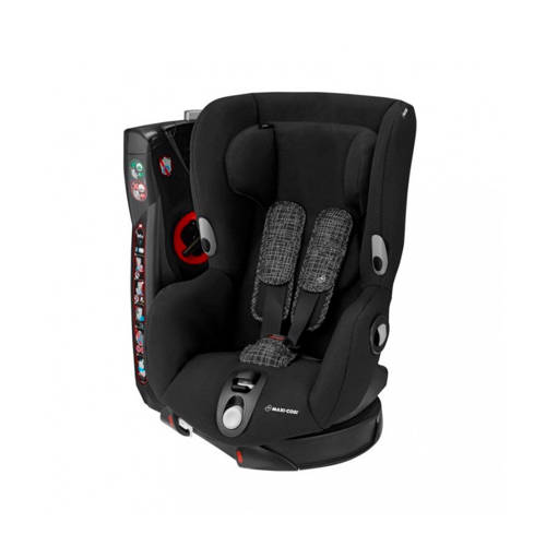 Axiss groep 1 Nomad black
