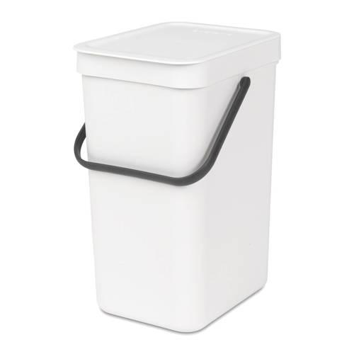 Brabantia Sort & Go afvalemmer, 12 liter kopen