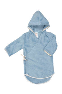 Venice baby badjas soft blue