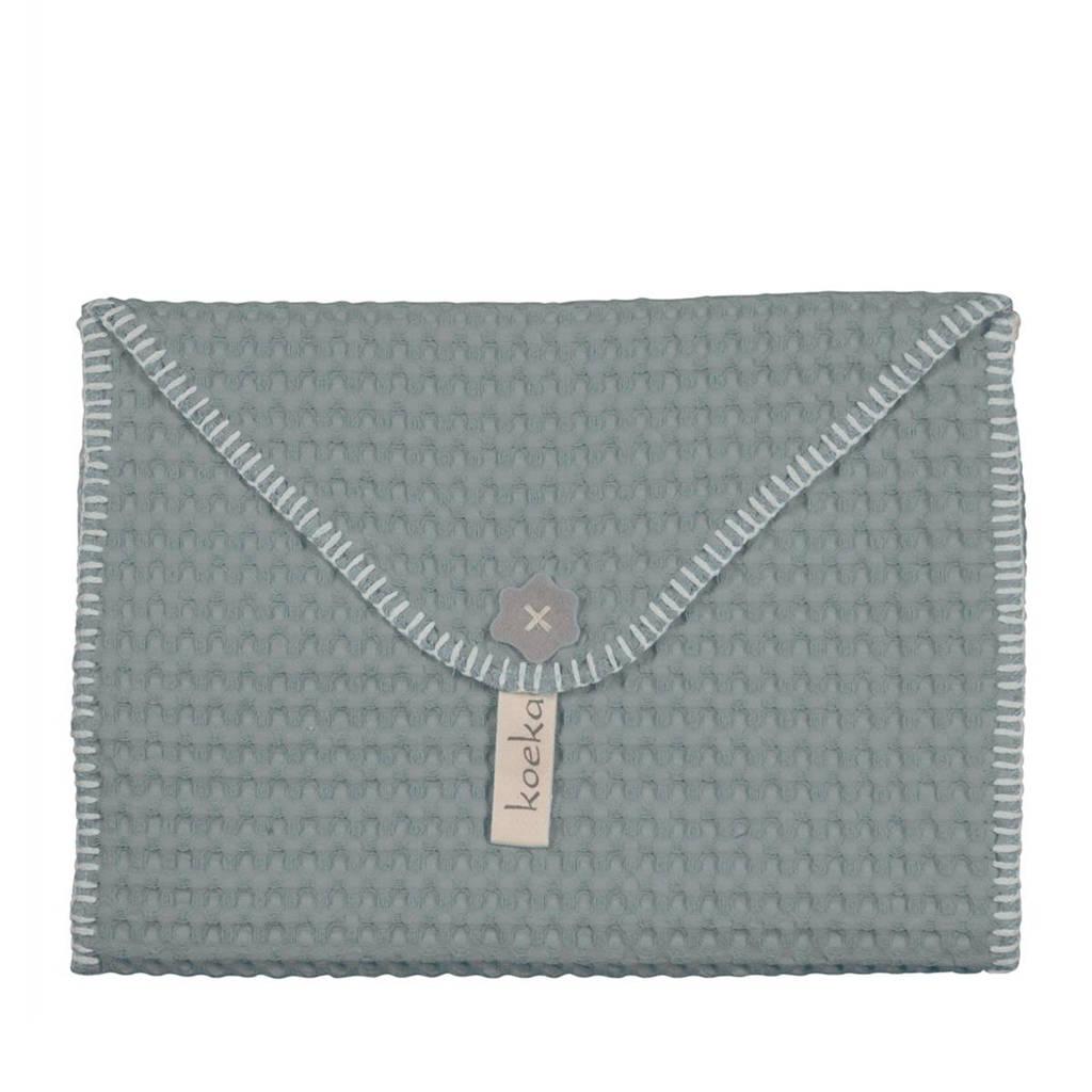 Koeka baby purse extra Antwerp luieretui sapphire