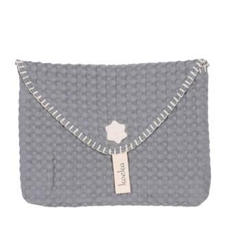 baby purse Antwerp luieretui steel grey