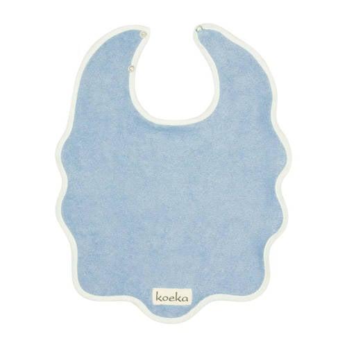 Koeka slabber Rome soft blue