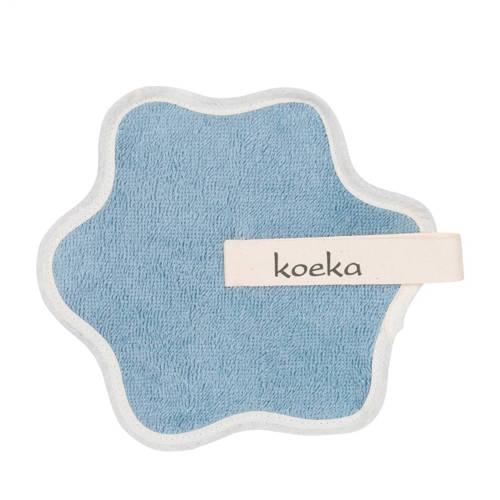 Koeka speendoekje Rome soft blue