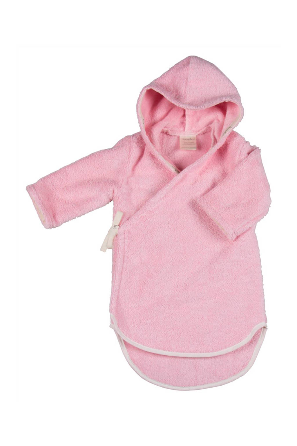 Koeka Venice baby badjas baby pink, Baby pink