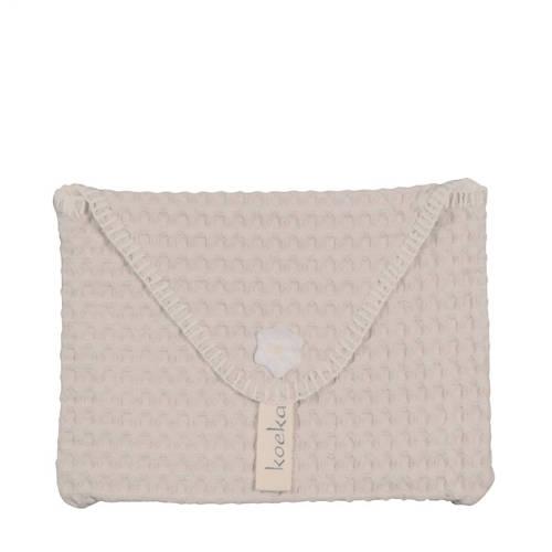 Koeka baby purse Antwerp pebble-pebble