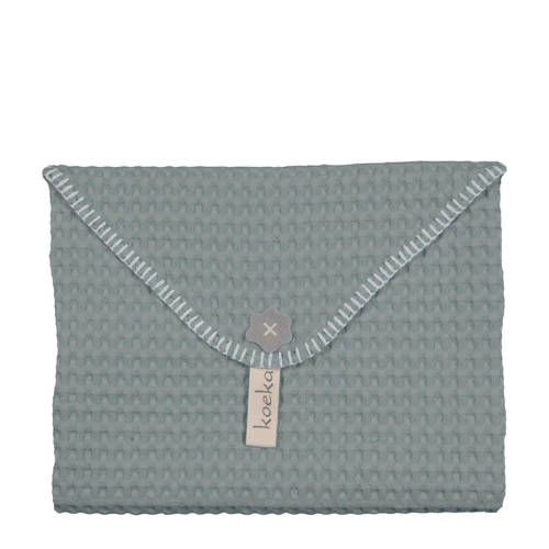 Koeka baby purse Antwerp sapphire