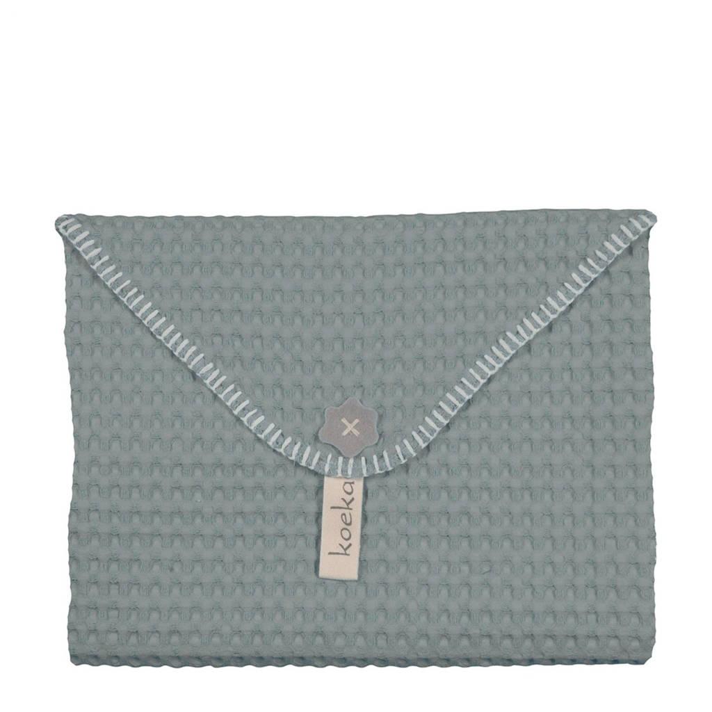 Koeka baby purse Antwerp luieretui sapphire