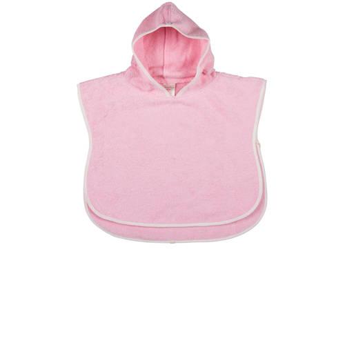 Koeka bad poncho baby pink-S (1-2 jaar)