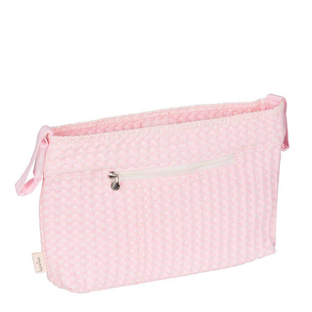 Koeka Antwerp buggy purse old baby pink