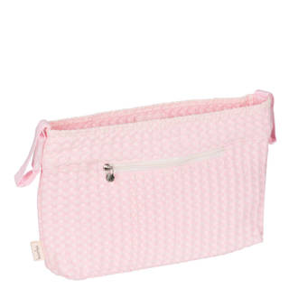 Antwerp buggy purse old baby pink