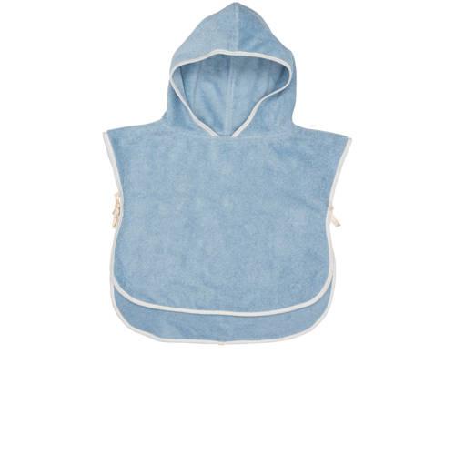 Koeka badponcho Venice soft blue-S (1-2 jaar)
