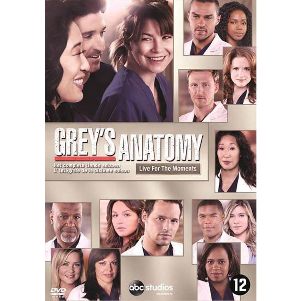 Grey\'s anatomy - Seizoen 10 (DVD)