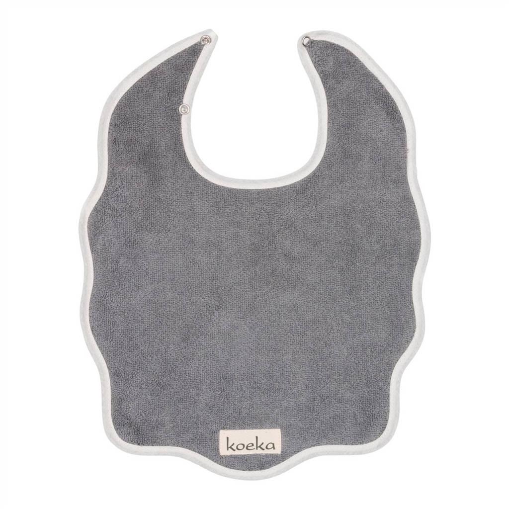 Koeka Rome slab steel grey, Steel grey