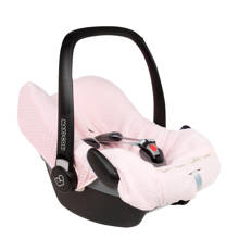 Oslo autostoelhoes old baby pink