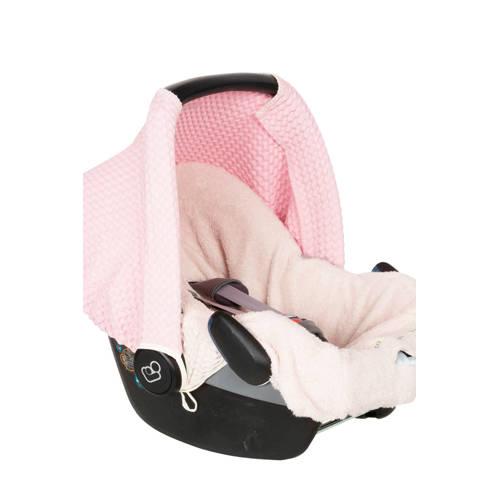Koeka zonnekap Antwerp old baby pink
