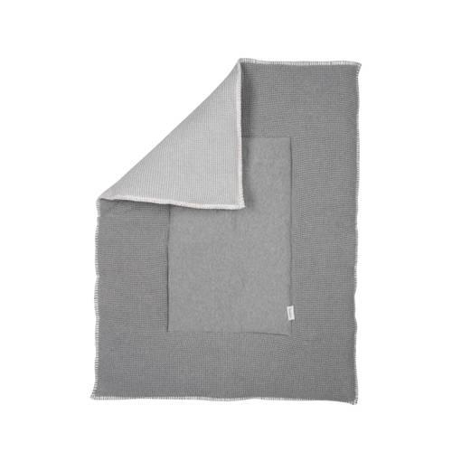 Koeka boxkleed Vizela 75x95 cm grey-silver grey