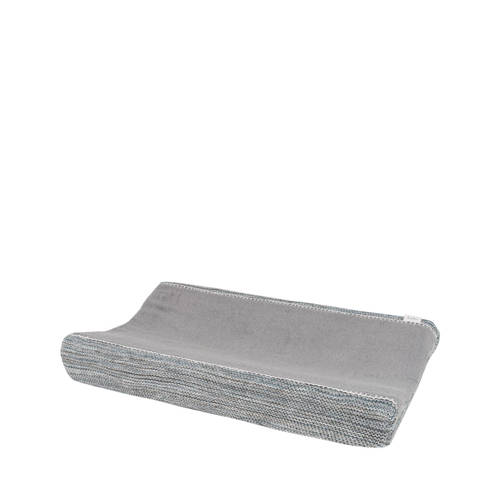 Koeka Porto Waskussenhoes Grey-Soft Blue-Pebble