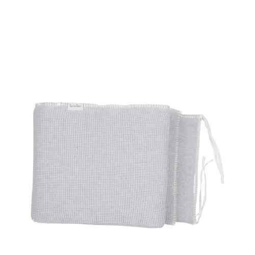 Koeka boxbumper Vizela silver grey