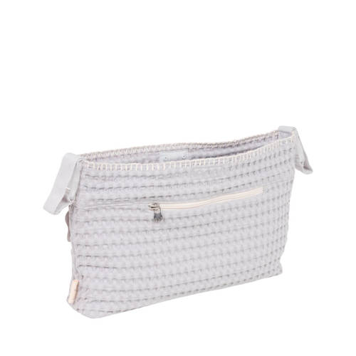 Koeka Buggy Purse Antwerp Silver Grey