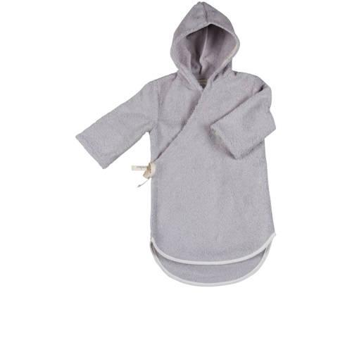 Koeka Venice Baby Badjas Silver Grey