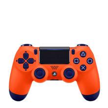 PlayStation 4 DualShock 4 controller v2 oranje