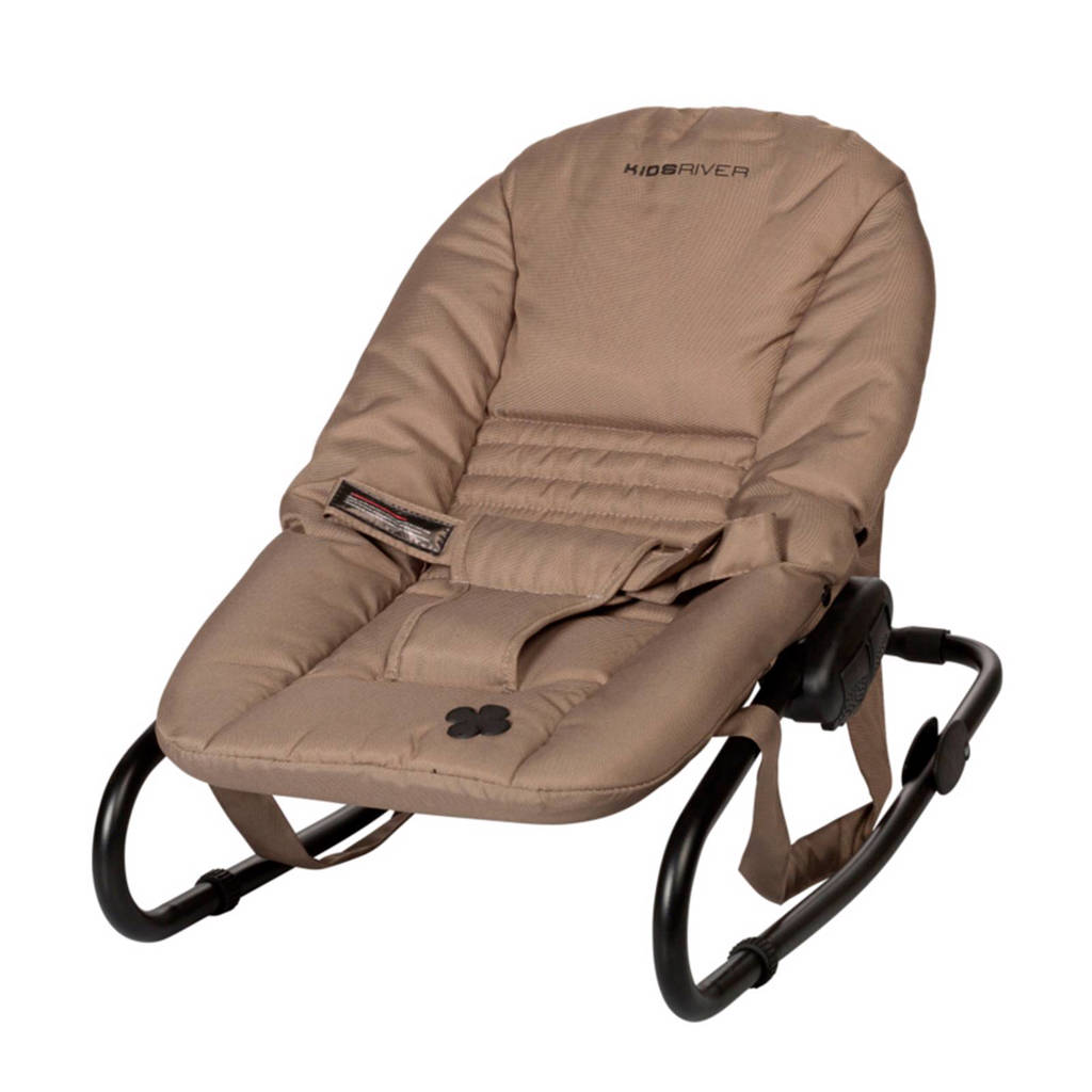 Kidsriver Anemone wipstoel taupe, Taupe