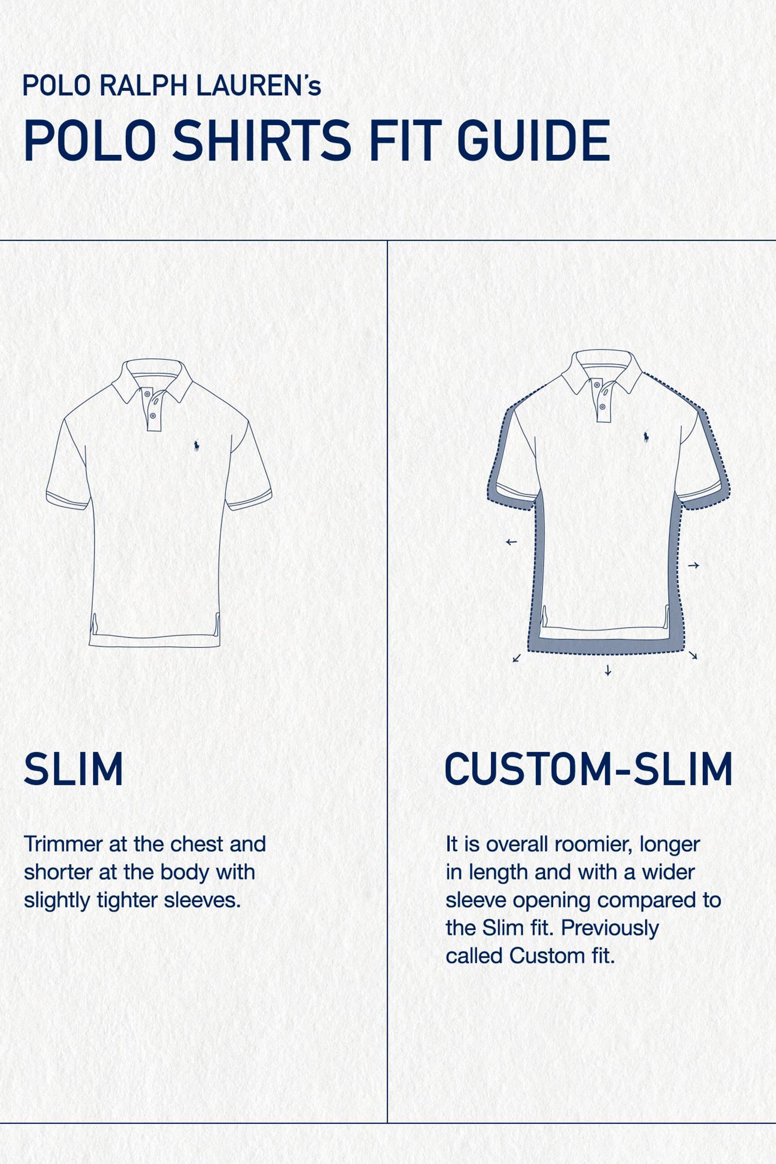 Shirt Size Polo Mens Ralph Art ChartToffee Lauren 3Aq54jLR