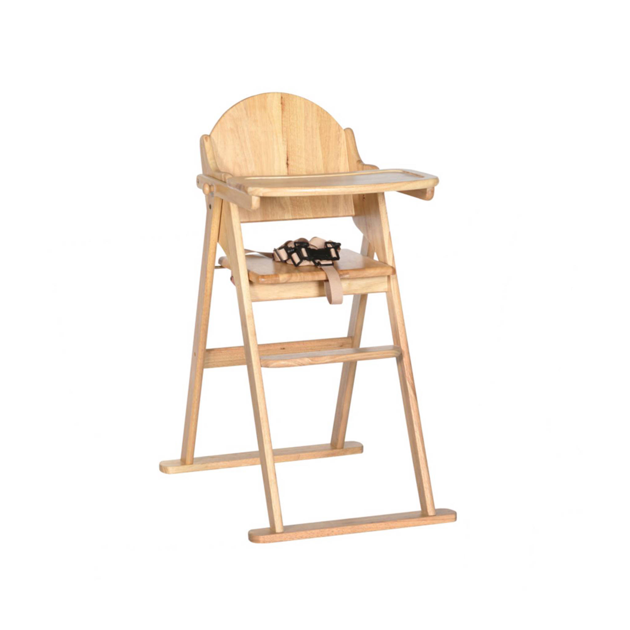 Houten Inklapbare Kinderstoel.Basicline London Kinderstoel Inklapbaar Blank Wehkamp