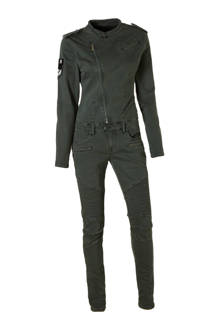 New Taylor denim jumpsuit