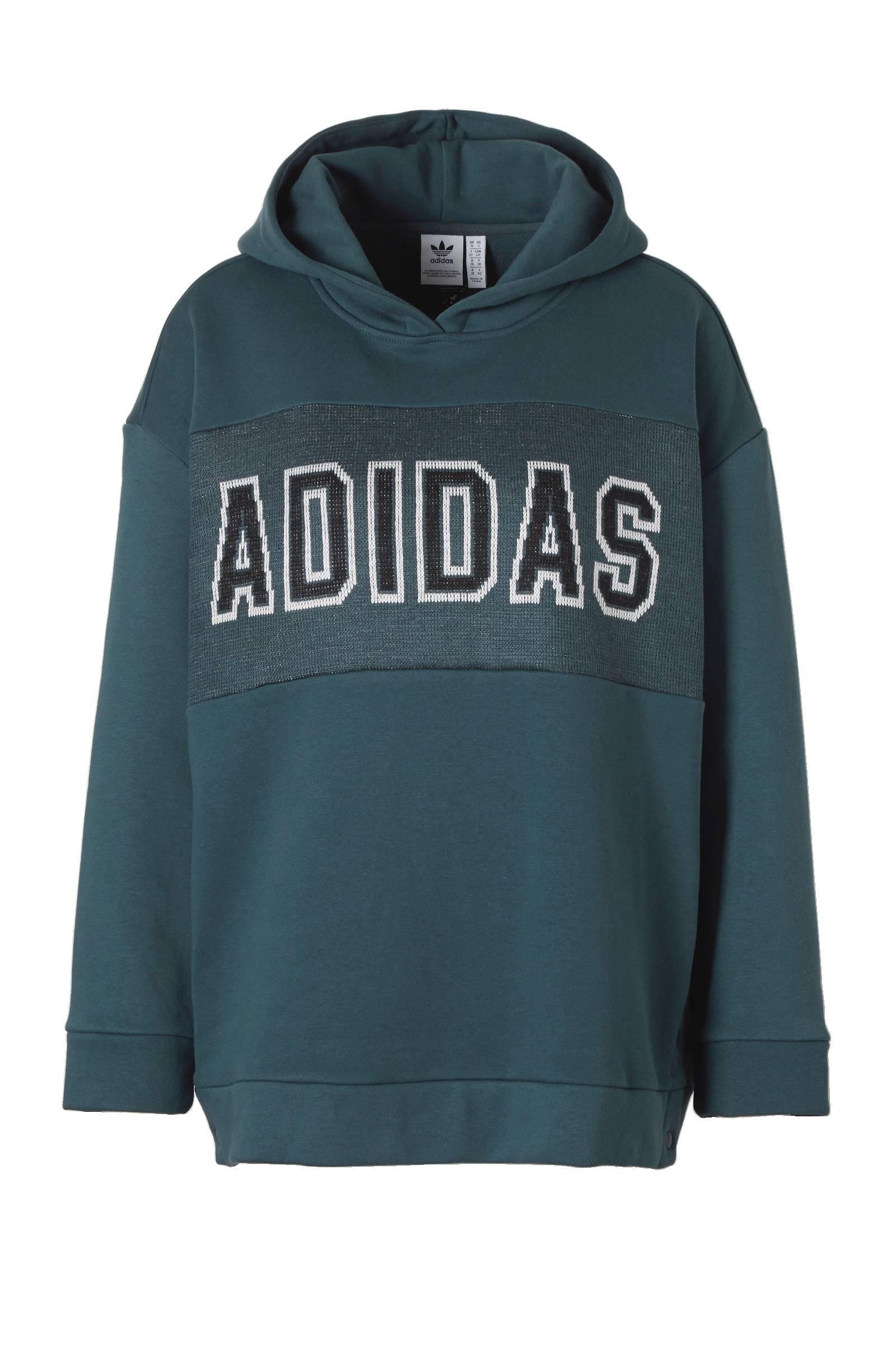 adidas originals hoodie dames