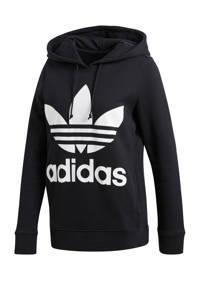adidas Originals hoodie zwart, Zwart/wit