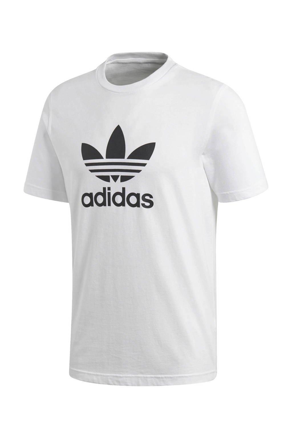 adidas originals   sport T-shirt, Wit