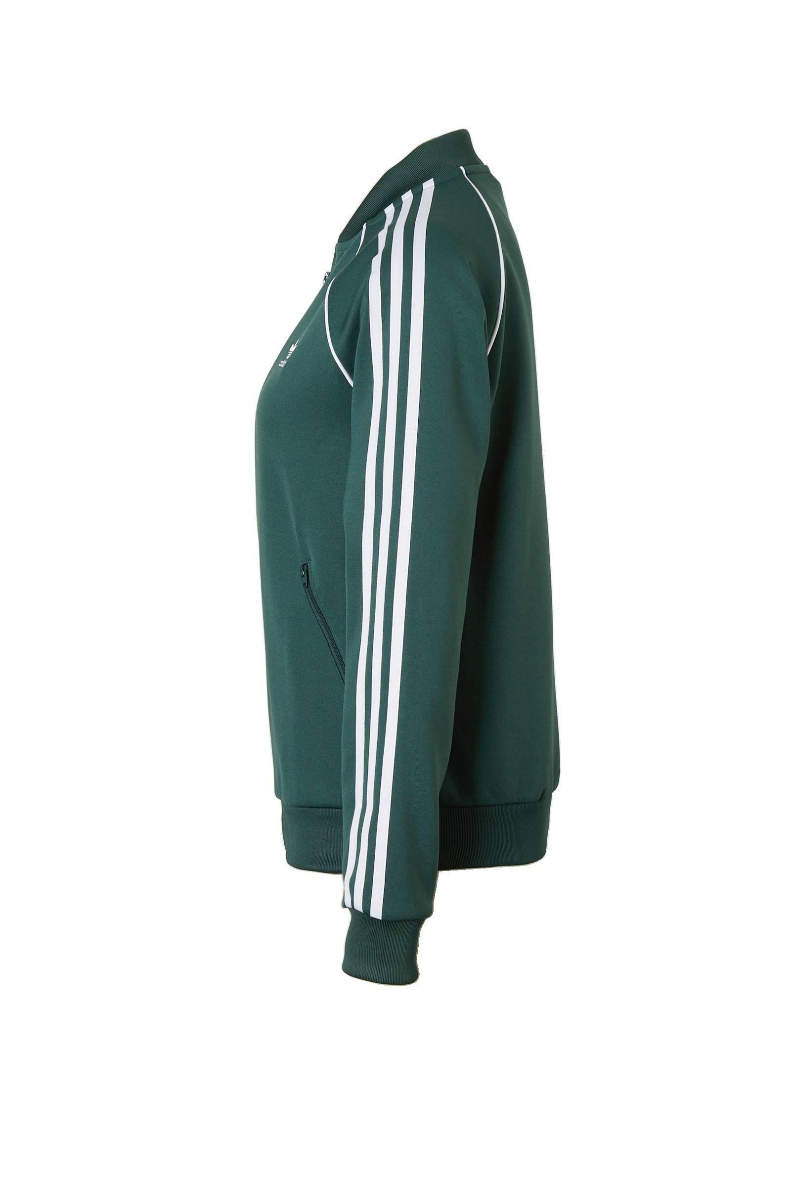 adidas originals vest groen