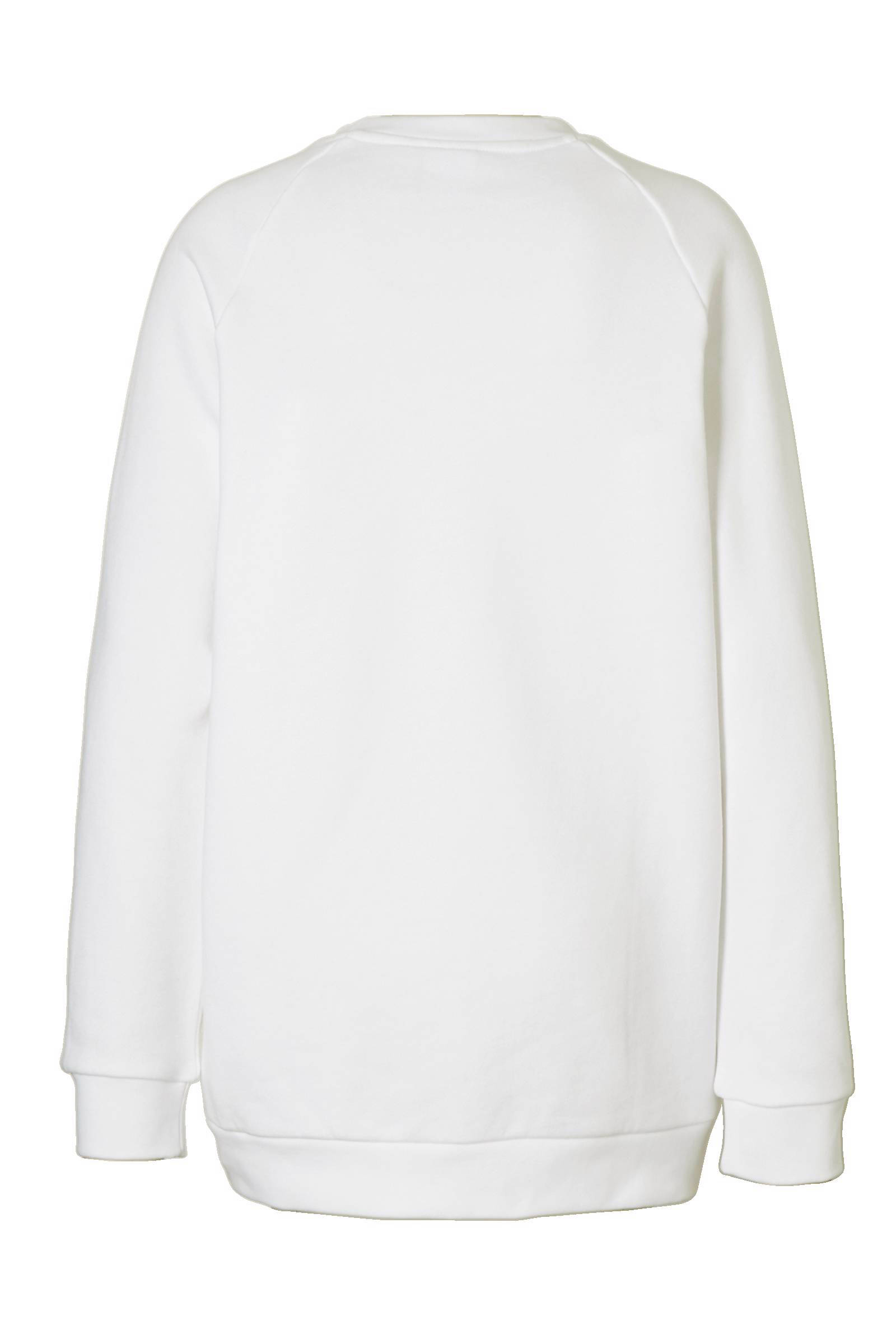 Oversized sweater Wit DAMES | H&M NL