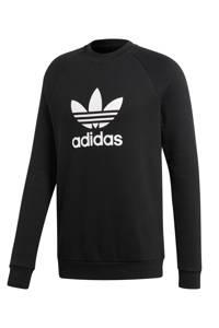 adidas Originals   Adicolor sweater, Zwart/wit