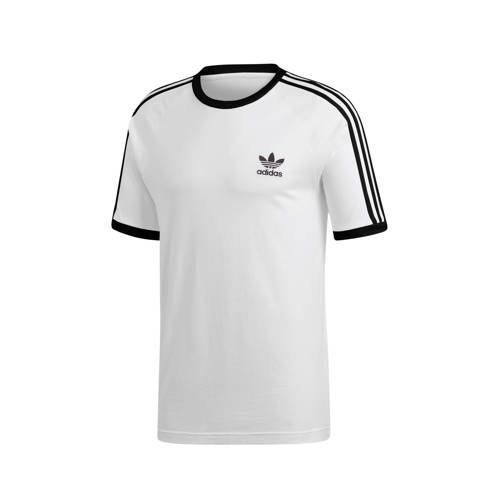NU 15% KORTING: adidas Originals T-shirt 3-STRIPES TEE